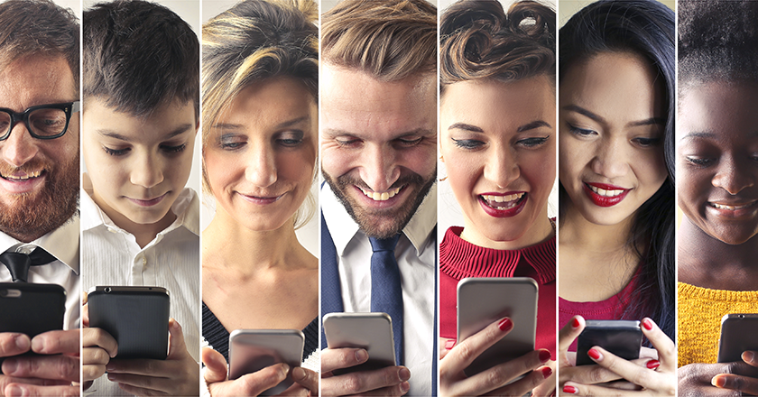 Mobile Technology changing the way we use services