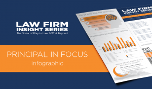 Law Firm Insight Series: Principal in Focus [Infographic]