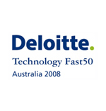 Deloitte Fast 50 Technology Company Award