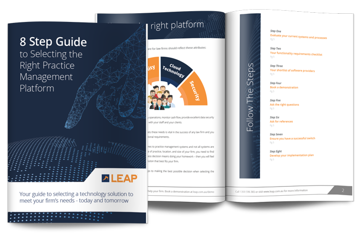 Select the Right Practice Management Platform - Download your FREE guide